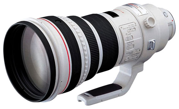 Объектив Canon EF 400 2.8L USM IS