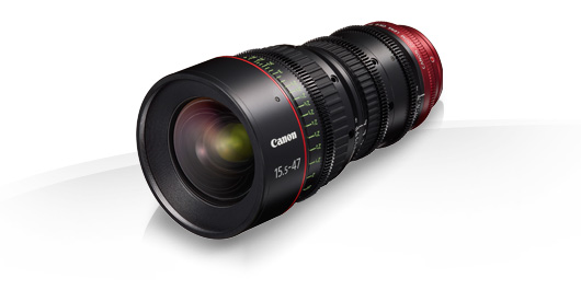 Объектив Canon CN-E15.5-47mm T2.8 L SP (PL mount)