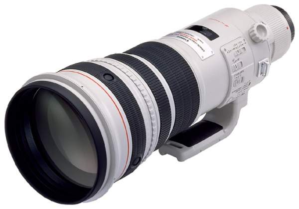 Объектив Canon EF 500 4.0L USM IS